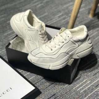 PO OEM Gucci Rhyton Vintage Trainer Sneaker