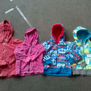 Uniqlo x Baby Doll Combo Sweater