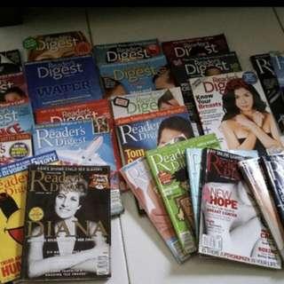 33 Reader Digest