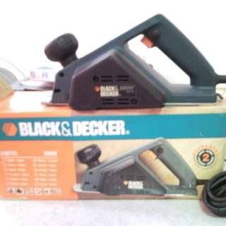Black & Decker (Wood Plainer)