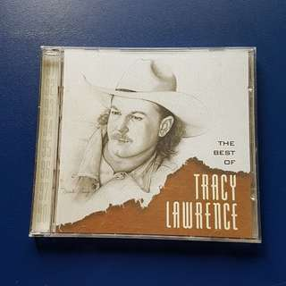 CD - The Best of Tracy Lawrence