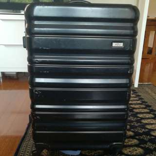 2 Black suitcases, as new