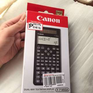 Brand new Calculator (Canon)