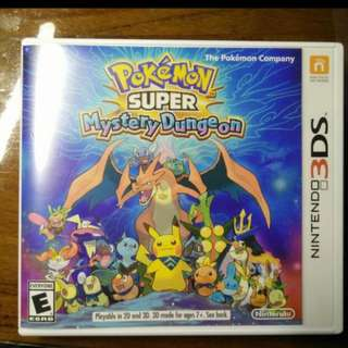 Pokemon: Super Mystery Dungeon