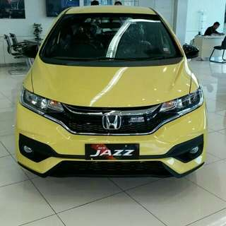 Promo All New Honda