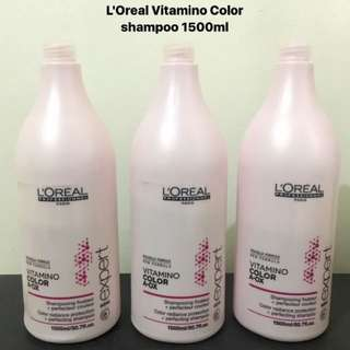L'Oreal Vitamino Shampoo for Colored hair