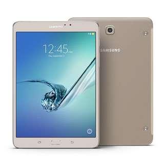 """Samsung Galaxy Tab S2 """"8.0"""" Gold 32gb"""