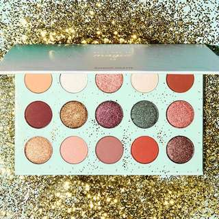 Colourpop Pressed Powder Shadow Palette in All I See Is Magic