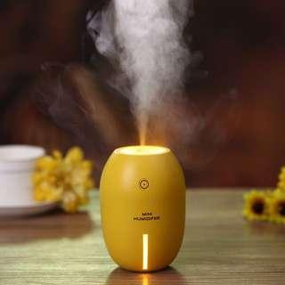 USB Lemon Humidifier with LED Light