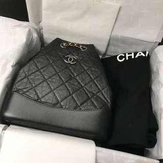 💢💢再減價Chanel Gabrielle Backpack 絕不議價