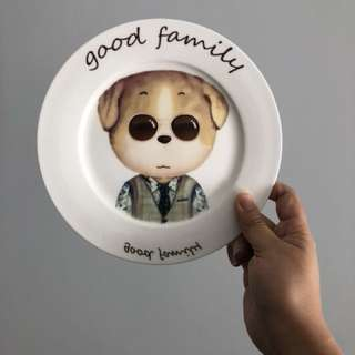 Dog Plate 狗碟