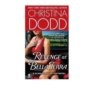 BF: Christina Dodd Revenge at Bella Terra