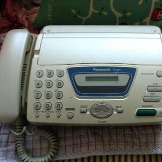 Panasonic 傳真機