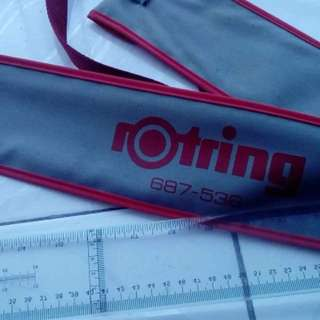 T SQUARE ROTRING