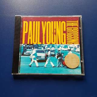 CD - The Crossing by Paul Young