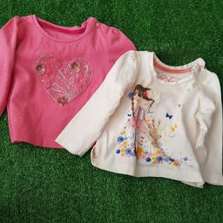Mothercare Top/ Atasan for baby girl
