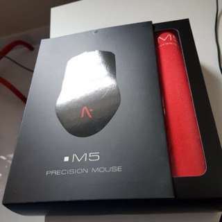 Aftershock M5 gaming mouse