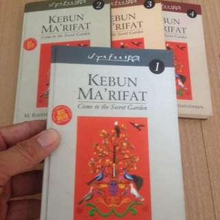Kebun Ma'rifat 1-4 Hard Cover