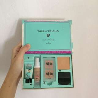 Benefit How to look the best for everything kit