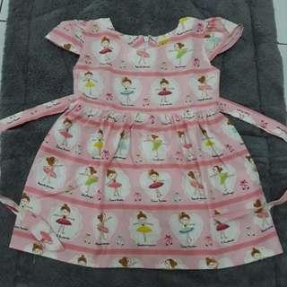 Dress pink balerina