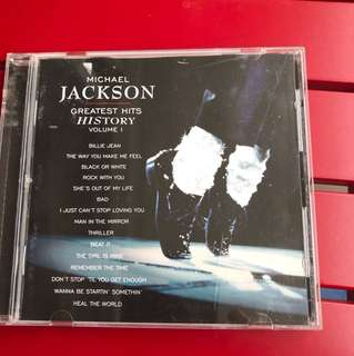CD Michael Jackson