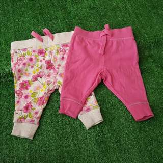 2 pcs Mothercare Legging