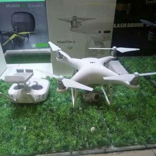 Kredit Drone Phantom 4 Hanya Dengan KTP Langsung Cair