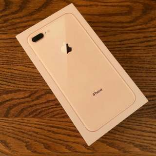 iPhone 8 Plus Brand New Unlocked 128GB
