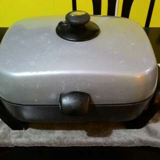 Sunbeam Electronic Frypan and Roaster