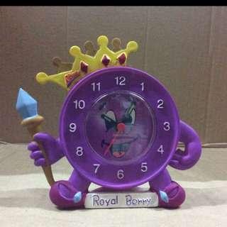 Ribena Royal Berry Vintage Clock ( OFFER )