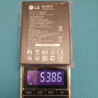 LG V20 V10 原裝全新電池 Battery另有 G2 G3 G4 G5 G pro2 保用三個月 包郵 旺角 大埔格仔店交收