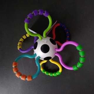 Rattle Ball / Mainan Anak / Mainan Balita