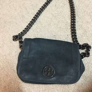 Tory Burch dark grey Crossbody Bag