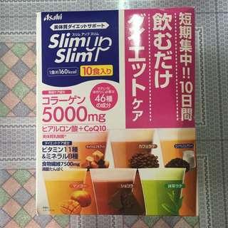 Asahi Slim Up Slim 營養代餐 10食 (10日份)
