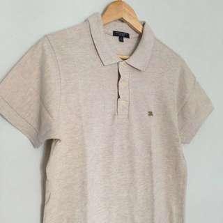 Authentic Burberry London Polo Shirt
