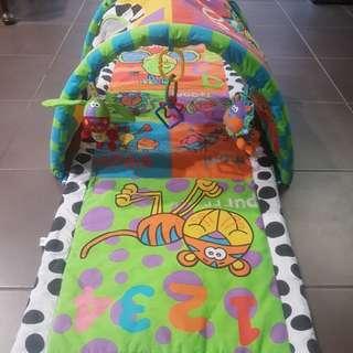 Playgro Zany Zoo Gym Tunnel