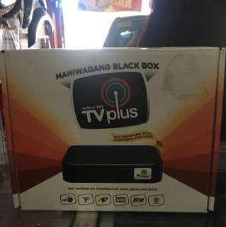 Tv plus for car installation