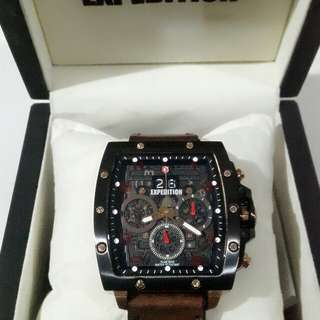 JAM TANGAN EXPEDITION E6659 100% ORIGINAL