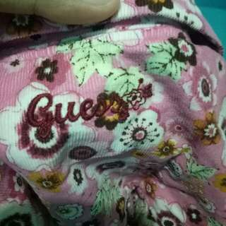 Jaket baby guess
