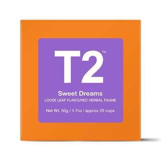 T2 Sweet dreams tea