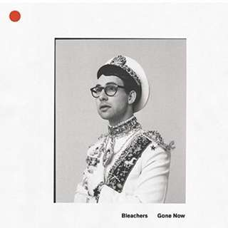 Bleachers - Gone Now (red/white vinyl) Double LP