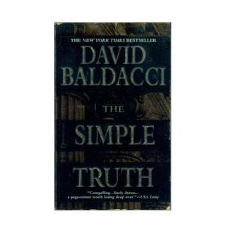 BF:  The Simple Truth by DAvid Baldacci - Paperback