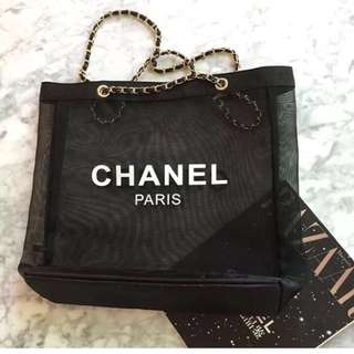 Chanel chain gold hardware vip gift
