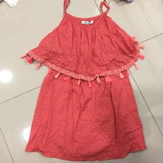 Cotton on bohemian dress