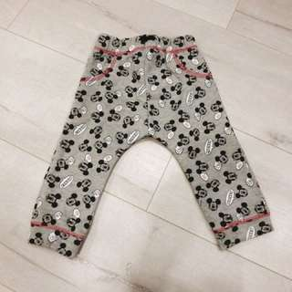 Mickey Mouse Baby Pants