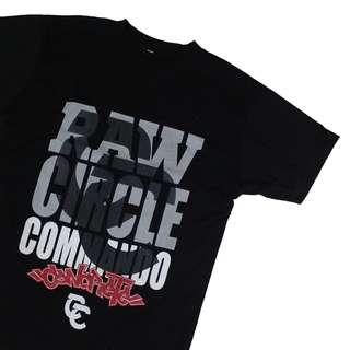 Concrete Circle Commando Tee (Limited Edition)