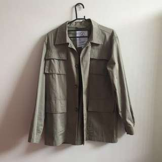Timechine.Co Army / Military Jacket