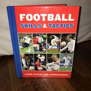 Football Skills & Tactics (book)