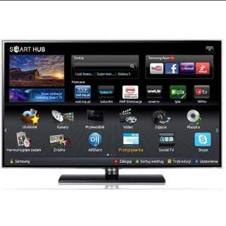 SAMSUNG SMART TV - 40inch ( UA40ES5600)