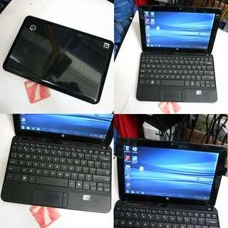 HP Mini 110 10 inch 1kg NetBook Notebook $160